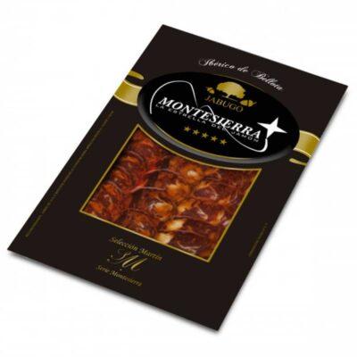 Chorizo cular iberique tranche boite